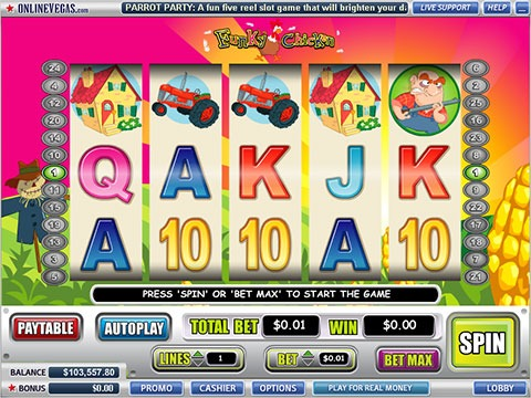 canadian online casino  slot