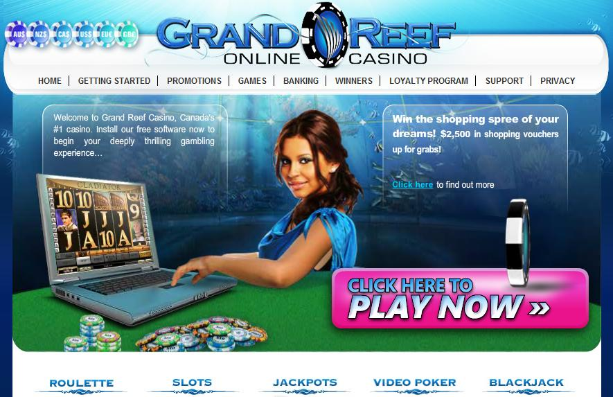 Grand poker casino online