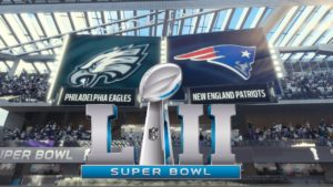 2018 Super Bowl Online Betting