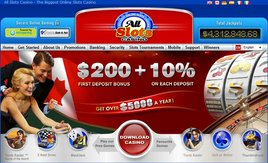 All Slots Casino - Best Casinos On The Internet