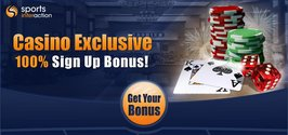 Sports Interaction Casino - Reviews Of The Best Casinos Websites